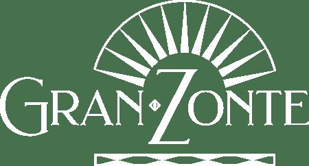Gran Zonte Logo - White Horizontal - CURRENT