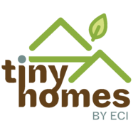 Tiny Homes by ECI Logo - CURRENT
